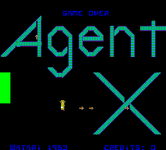 Video Game: Agent X (Arcade)