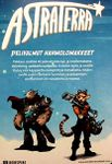 RPG Item: Astraterra: Pelivalmiit hahmolomakkeet