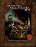 RPG Item: The One Page Dungeon Codex 2009