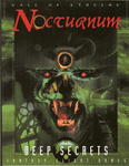 RPG Item: Nocturnum: Deep Secrets