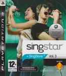 Video Game: SingStar Vol. 3