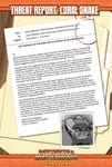 RPG Item: Threat Report #19: Coral Snake