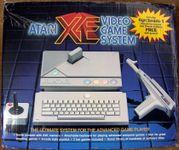 Video Game Hardware: Atari XE Video Game System