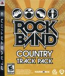 Video Game: Rock Band Country Track Pack