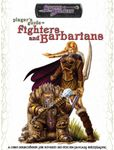 RPG Item: Player's Guide to Fighters and Barbarians