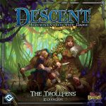 Board Game: Descent: Journeys in the Dark (Second Edition) – The Trollfens