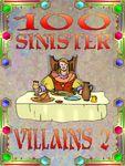 RPG Item: 100 Sinister Villains 2