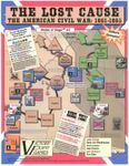 Board Game: The Lost Cause: The American Civil War, 1861-1865
