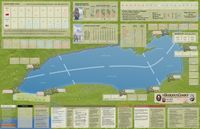 Board Game: A Glorious Chance: The Naval Struggle for Lake Ontario in the War of 1812