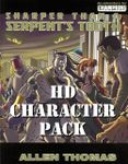 RPG Item: Sharper Than a Serpent's Tooth (HD Character Pack)