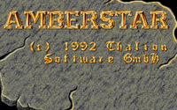 Video Game: Amberstar