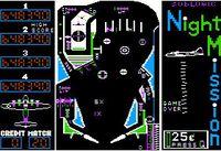 Video Game: Night Mission Pinball