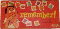 Board Game: Remember