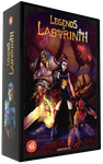 Board Game: Legends of Labyrinth