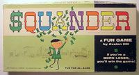 Board Game: Squander