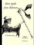 RPG Item: More Spells From Aldernon