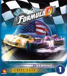 Board Game: Formula D: Circuits 1 – Sebring & Chicago