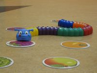 Board Game: Wiggle Your Way Home