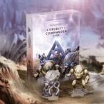 Board Game: Anachrony: Exosuit Commander Pack