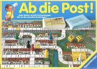 Board Game: Ab die Post!