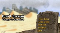 Video Game: Don't Escape – 4 Days to Survive