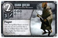 Board Game: Summoner Wars: Khan Queso