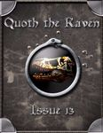Issue: Quoth the Raven (Issue 13 - Jun 2006)