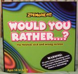 Board Game: Zobmondo!! Would You Rather...? twisted, sick and wrong