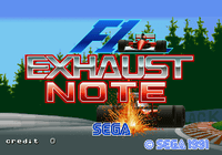 Video Game: F1 Exhaust Note