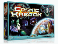 Board Game: Cosmic Kaboom