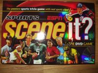 Board Game: Scene It? Sports powered by ESPN