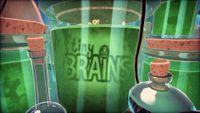 Video Game: Tiny Brains