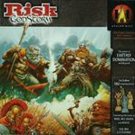 Board Game: Risk: Godstorm
