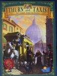 Board Game: Thurn and Taxis: All Roads Lead to Rome
