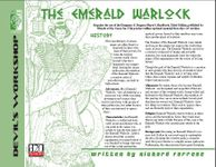 RPG Item: Emerald Warlock