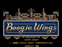 Video Game: Boogie Wings