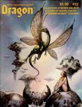 Issue: Dragon (Issue 52 - Aug 1981)