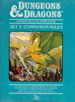 RPG Item: Dungeons & Dragons Set 3: Companion Rules