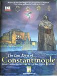 RPG Item: The Last Days of Constantinople