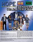 RPG Item: HPS Freshman Character Pack (M&M 3E)