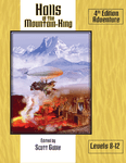 RPG Item: Halls of the Mountain-King (4E Version)