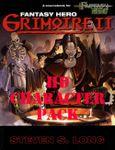 RPG Item: Fantasy Hero Grimoire II (HD Character Pack)