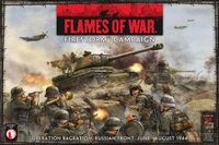 Board Game: Flames of War Firestorm Campaign: Operation Bagration