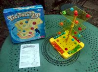 Board Game: Tic Tac Turn