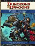 RPG Item: Player's Handbook (D&D 4e)