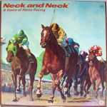 Board Game: Neck and Neck: A Game of Horse Racing