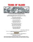 RPG Item: Tears of Blood