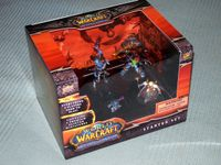 Board Game: World of Warcraft Miniatures Game