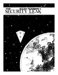 Issue: The Security Leak Magazine (Issue 1 - Feb 1987)