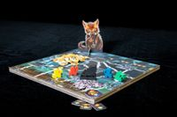 Board Game: Clank! Expeditions: Gold and Silk